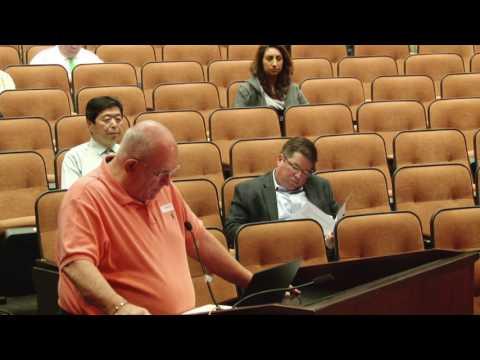 CAHSRA Board Meeting, Sacramento March 15, 2017