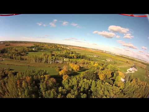Jim's place DJI Phantom 2 Vision high altitude 20mins
