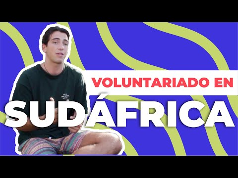 Voluntariado en Sudáfrica 2018 🇿🇦| Hout Bay Project