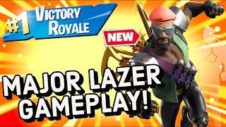 The New MAJOR LAZER Skin In Fortnite