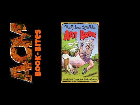 The R.Crumb Coffee Table Art Book