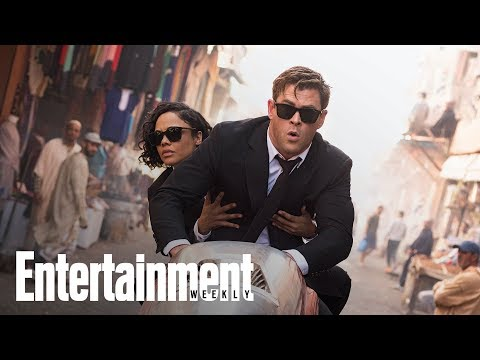 'Men In Black: International' Guide: Everything You Need To Know | Entertainment Weekly