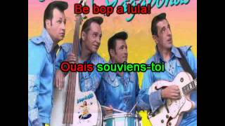 Karaoké   Les vagabons   Le temps des yéyés