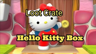 Unboxing My Little Kitty Box By Loot Crate! 💓