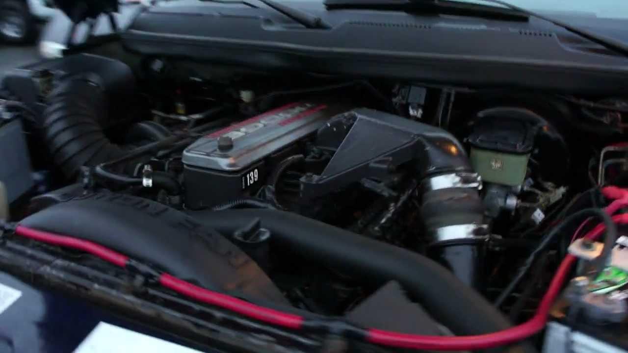 Ram 3500 Dually >> 1995 DODGE RAM 3500 DUALLY 12 VALVE CUMMINS DIESEL 4X4 AT KOLENBERG MOTORS LTD - YouTube