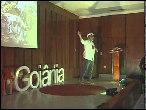 Educação Alimentar: André Barros at TEDxGoiânia