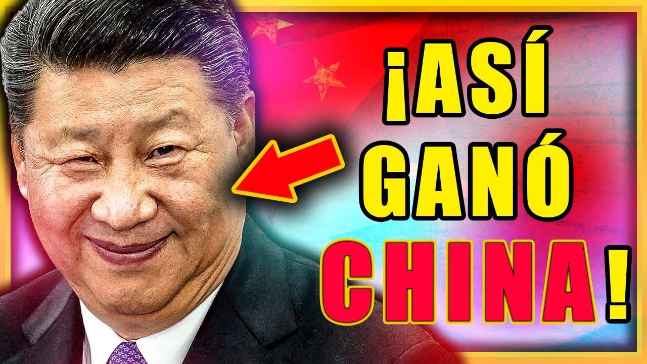 🟥⭐ ¿Cuál es el PODER REAL de CHINA?   La EXPANSIÓN del nuevo IMPERIO CHINO 🇨🇳