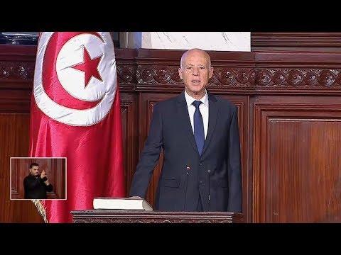 الرئيس التونسي قيس سعيد: #تونس ستبقى منتصرة لكل القضايا العادلة وأولها قضية شعبنا في #فلسطين  - نشر قبل 46 دقيقة