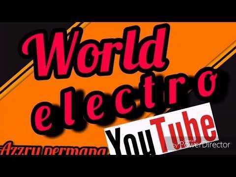 Energi Listrik Gratis Dari DVD Bekas|World Electric