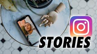 The Best Settings For INSTAGRAM STORIES!