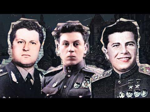 САМЫЕ МОЛОДЫЕ ГЕНЕРАЛЫ СССР