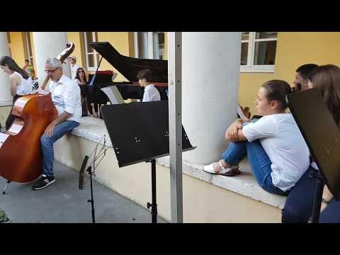 Conservatorio Brescia musica 23 giugno 2018