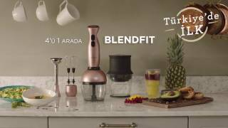Karaca Blendfit 4 in 1 Set Rose Gold