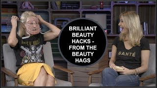 MORE BRILLIANT BEAUTY HACKS FROM THE BEAUTY HAGS - NADINE BAGGOTT