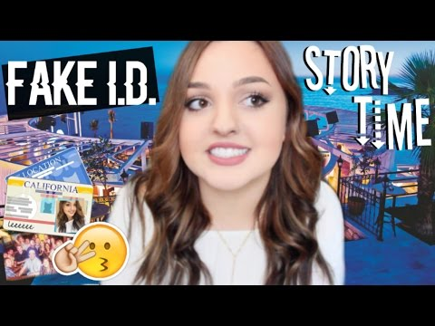 I SNUCK INTO A BAR | MY FIRST FAKE ID STORYTIME