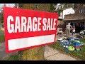 My Top 5 Garage Sale Finds