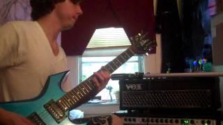 With Strength I Burn (Emperor) Guitar
