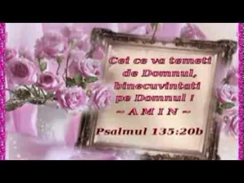 DE ATATEA ORI AI AUZIT CUVANTUL DOMNULUI ISUS