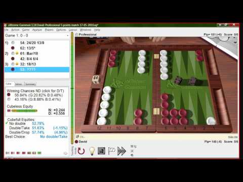 Backgammon For Complete Beginners.  Part 16 - Software Recommendations.