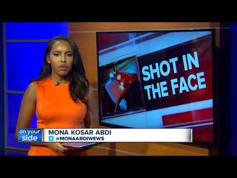 Two out of three people shot in the face in Cleveland this weekend dead