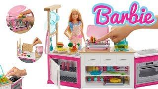 Barbie & Play Doh • Idealna kuchnia • FRH73