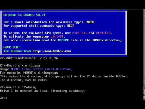 dosbox 0.73 free  for windows xp