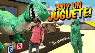 GTA TOY STORY: Soy un JUGUETE !! - Army Toys Town