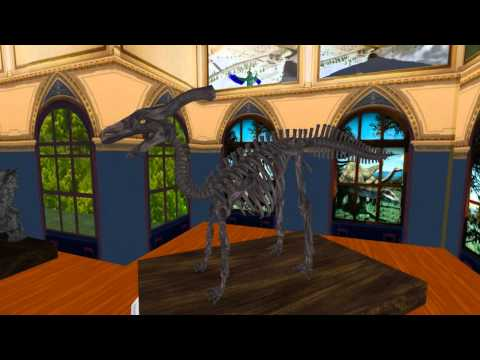 2014 2 20 WWZY Natural History Museum Of Vienna, by European Architects , Second Life