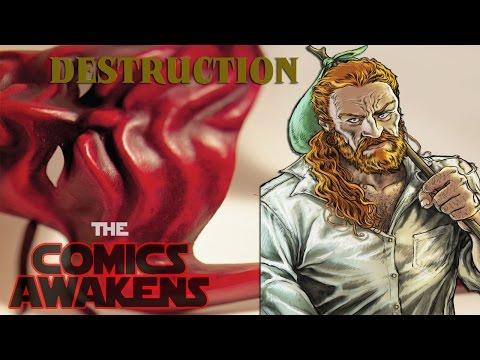 The Endless: Destruction | Los Eternos: Destrucción