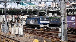 2018/02/16 【単機】 EF210-116 大宮駅