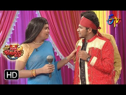 Avinash Karthik Performance | Extra Jabardasth |18th May 2018 | ETV Telugu