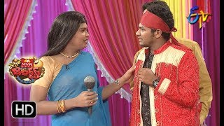 Avinash Karthik Performance | Extra Jabardasth |  18th May 2018 | ETV Telugu