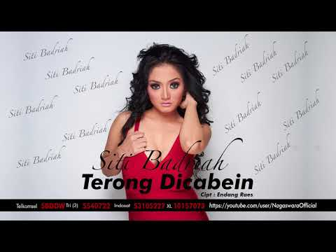 Siti Badriah - Terong Dicabein (Official Audio Video)