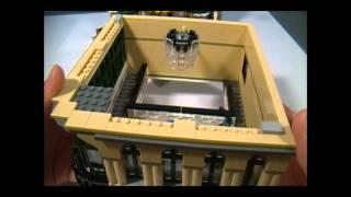 Lego 10211 Review Grand Emporium Modular Building