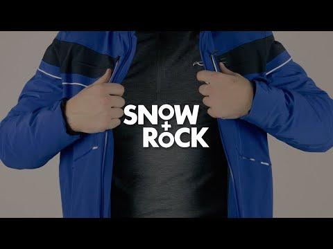 Kjus Speed Reader 2018 Men's Ski & Snowboard Jacket Overview by Snow+Rock
