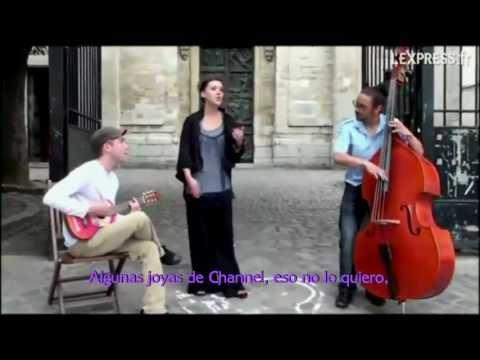 Zaz  je veux con Subtítulos en Español