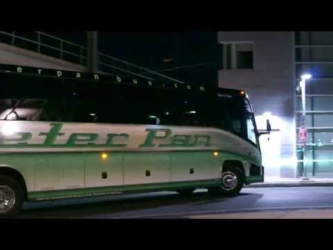 [Peter Pan Bus Lines] 2013 Motor Coach Industries J4500 762 At The Bridgeport Bus Terminal