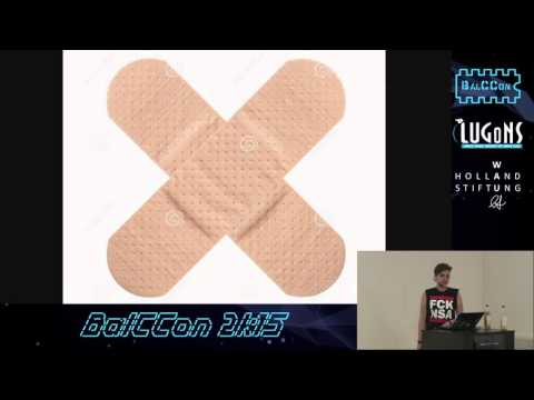 BalCCon2k15 - Marie Gutbub - CryptoParty must die