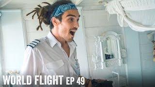 MY GIRLFRIEND SURPRISED ME! - World Flight Episode 49