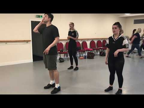 Tapping with Adam Garcia