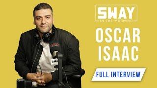 "oscar isaac speaks on new armenian film ""the promise"" plays guitar live in studio"