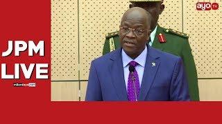 LIVE:Rais Magufuli akihutubia baada ya kuwaapishwa Majaji Ikulu - DSM