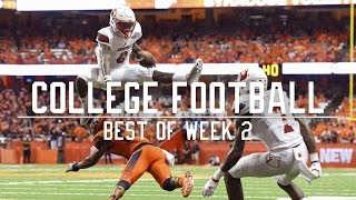College Football: Best of Week 2ᴴᴰ