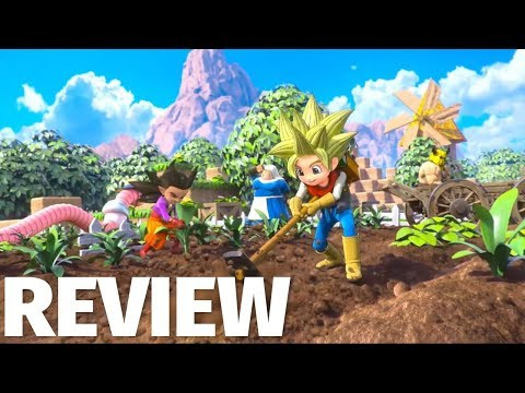 Dragon Quest Builders 2 Video Review – Ultimate Adventure of Unlimited Imagination