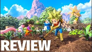 Dragon Quest Builders 2 Review - Ultimate Adventure of Unlimited Imagination (Video Game Video Review)