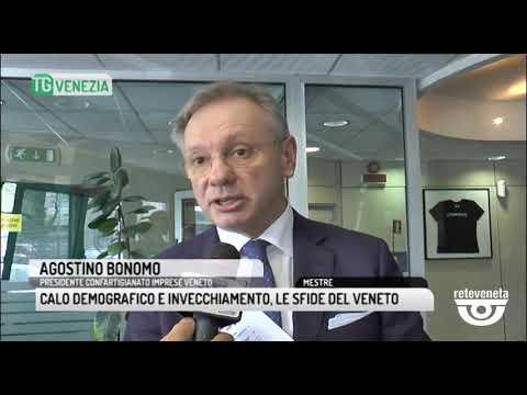 TG VENEZIA (24/04/2019) - CALO DEMOGRAFICO E INVEC...