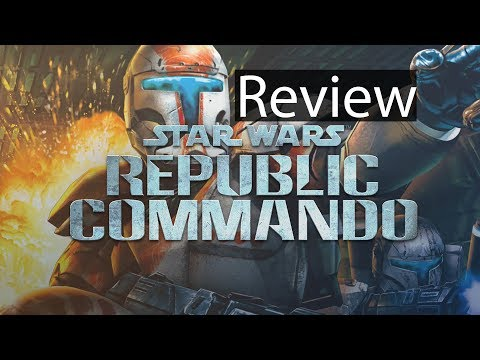 Star Wars Republic Commando Xbox One X Gameplay Review