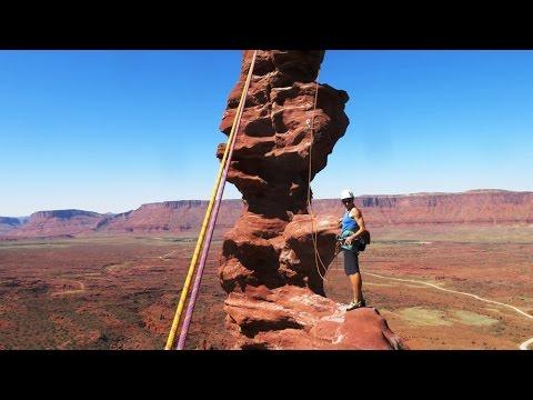 Ancient Art - Full climb (4 mins)