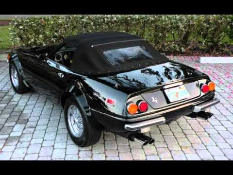 1978 Ferrari 365 Gt B Daytona Convertible Replica For Sale In Fort Myers Fl Youtube