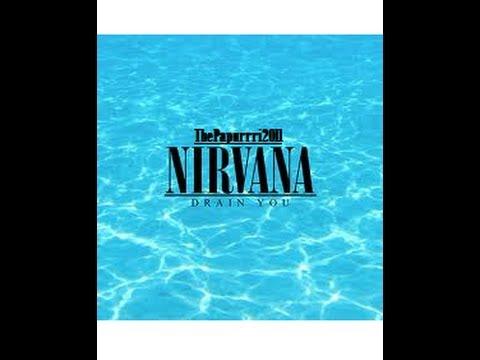Nirvana - Drain you (Subtítulos y lyrics)